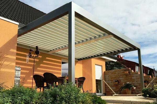 pergolen pavillons naturnahe lebensr ume f r ihren garten. Black Bedroom Furniture Sets. Home Design Ideas