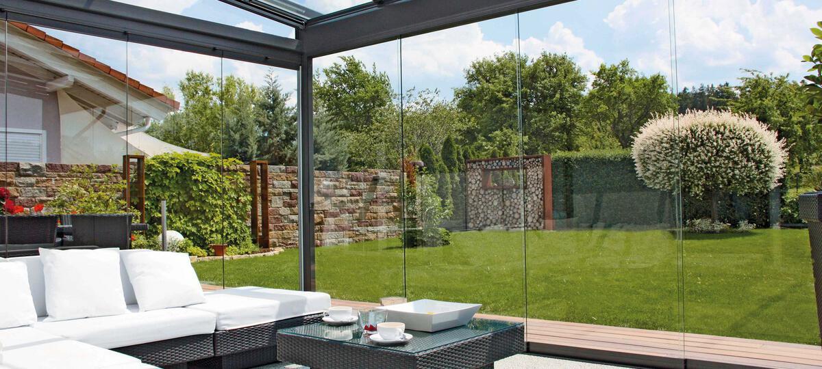 Exklusive Terrassengestaltung Terrassendacher Markisen