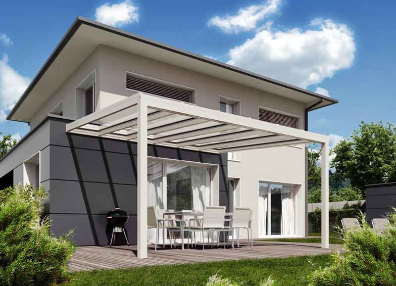 terrassend cher terrassen berdachungen aus leimholz oder aluminium. Black Bedroom Furniture Sets. Home Design Ideas